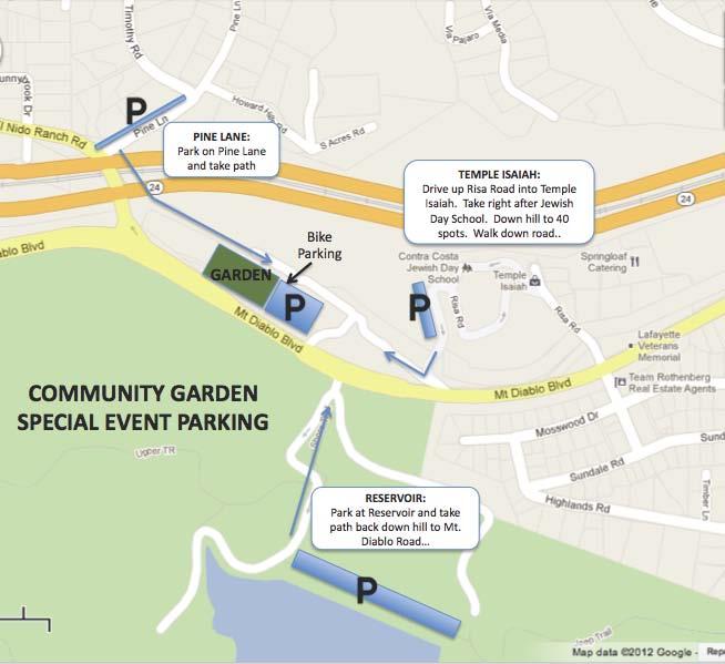 Garden-Parking-Map